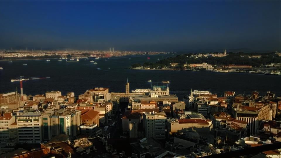 Istanbul Bosphorus - After