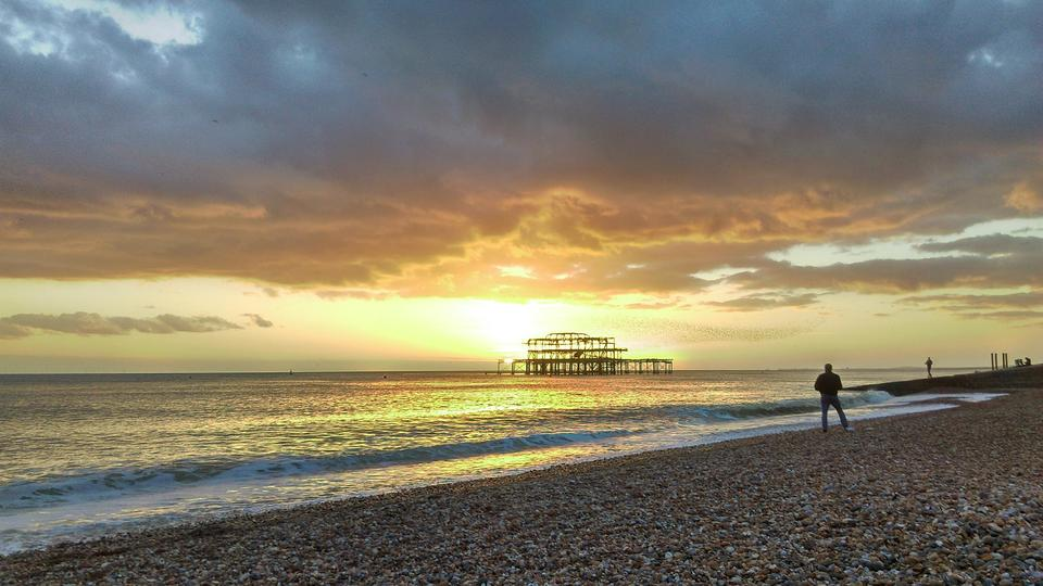 West Pier - Before