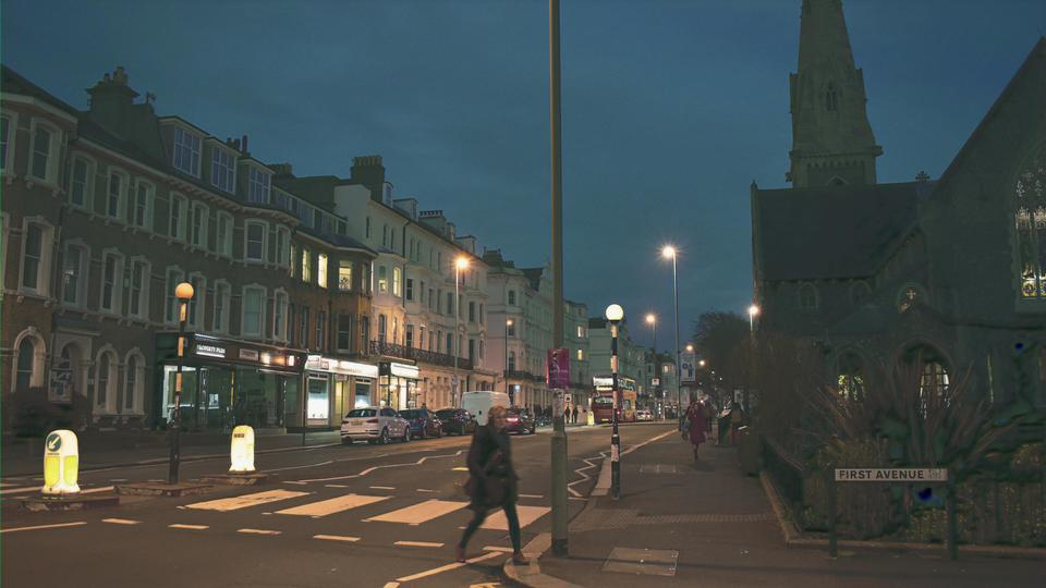 Hove by Night - Daytime Style